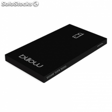 Bateria externa universal billow power bank super slim f5000bk -