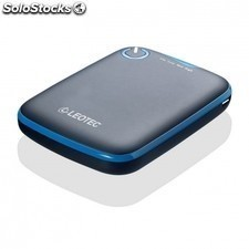 Bateria externa universal LEOTEC power bank 5200mah 5v 2a compatible con