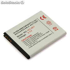 Bateria para htc HD7, ba S460, Litio Ion