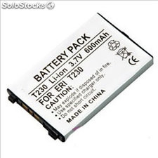 Bateria para Sony Ericsson BST-30, Litio Ion, BST-35