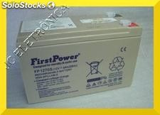 Bateria selada 12v 7 ah first power