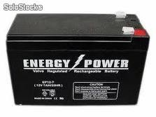 Bateria selada 12V / 7A gloval power
