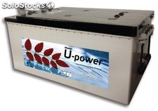 Bateria solar up-sp250ah agm