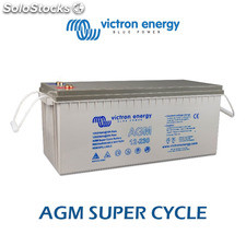Batería Victron Energy AGM Super Cycle 12V 230Ah