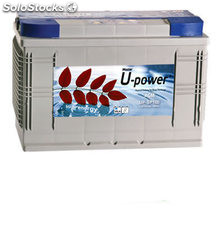 Baterías agm u-power sp 100ah 12v