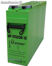 Baterías agm u-power up-tfs 250ah 12v