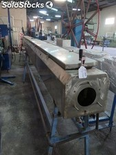 Bath Cooling tubes for 6 meter of stainless steel.