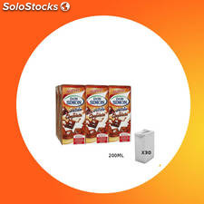 Batido Don Simon Mini Brik 200 Ml 5 Pack6 Chocolate Caja 30