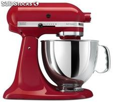 Batidora artisan color rojo kitchenaid