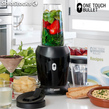 Batidora de Vaso One Touch Monster Bullet, hasta 1200 W de potencia, incluye