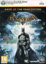 Batman Arkham Asylum Game Of The Year Edition PC
