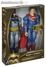 Batman vs superman pack 2 fig