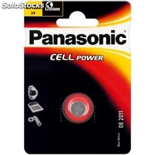 batteria al litio a bottone 3 volt cr1220 panasonic 48068