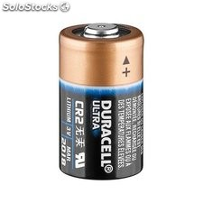 batteria al litio dl cr2 ultra photo 3 volt duracell 42098