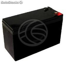 Batterie d\'acide de plomb scellée 12V UPS remplacement 9ah (UP93-0003)
