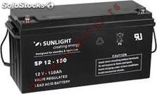 Batterie solaire Sunlight battery