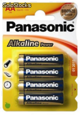 Batterien Panasonic alkaline Power lr3