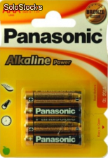 Batterien Panasonic Alkaline Power lr6