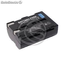 Battery compatible Konika Minolta NP-400 Olympus D-LI50 (BE63)