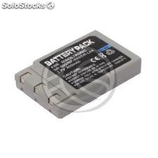 Battery compatible Konika Minolta Olympus NP-500 NP-600 DR-LB4 (BE64)
