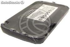 Battery compatible with BlackBerry 9000 extended with lid (BF07)