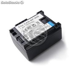 Battery compatible with Canon BP-807 BP-808 BP809 (BD53-0002)