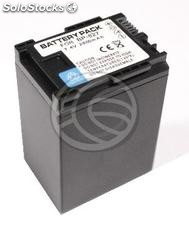 Battery compatible with Canon BP-827 (BD55-0002)