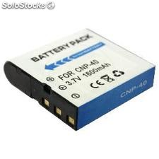 Battery compatible with Casio CNP-40 (BE21-0002)