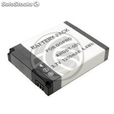 Battery compatible with GoPro AHDBT-001 (BE81-0002)
