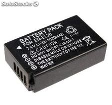 Battery compatible with Nikon EN-EL20 (BD78-0002)