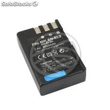 Battery compatible with Nikon en-EL9 D40, D40X, D60, D5000, D40 D60 en-EL9 D3000