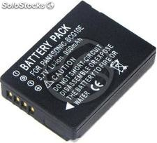 Battery compatible with Panasonic DMW-BCG10E (BD29)