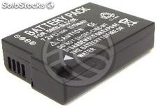 Battery compatible with Panasonic DMW-BLD10E (BD37)