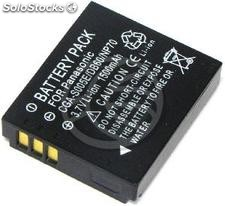 Battery compatible with Panasonic dmw-S005E cga-BCC12 (BD25)