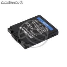 Battery compatible with Panasonic Lumix CGA-S001E BCA7 (BE71)