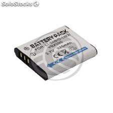 Battery compatible with Panasonic VM-VBX090 (BD39)