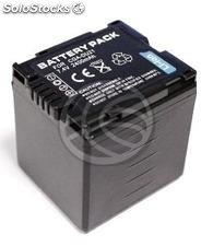 Battery compatible with Panasonic vw-cga-DU21 VBD210 (BD22-0002)