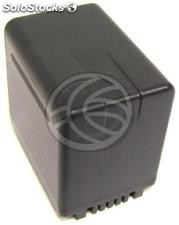 Battery compatible with Panasonic VW-VBK360 (BD33)