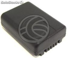 Battery compatible with Panasonic VW-VBL090 (BD34)