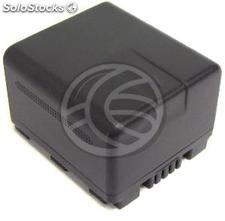 Battery compatible with Panasonic VW-VBN130 (BD30)