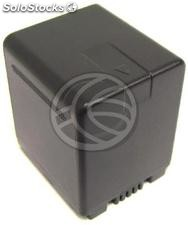 Battery compatible with Panasonic VW-VBN260 (BD31)