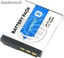 Battery compatible with Sony np-BD1 np-FD1 (BD10)