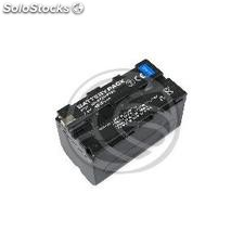 Battery compatible with Sony NP-F770 NP-F750 (BD00-0002)