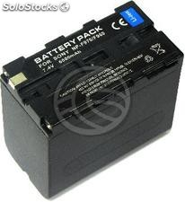 Battery compatible with Sony NP-F960 NP-F970 (BD01-0002)