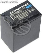 Battery compatible with Sony NP-FH100 (BD04)