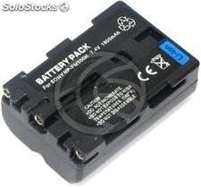 Battery compatible with Sony NP-FM500H (BD11)