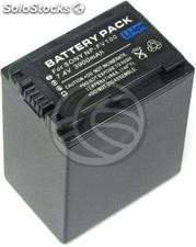Battery compatible with Sony NP-FV100 (BD07)