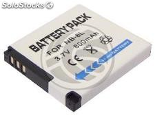 Battery replacement compatible with Canon model NB-8L (BD45-0003)