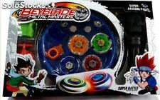Bayblade Top Set Spinning Metal Fusion 4D