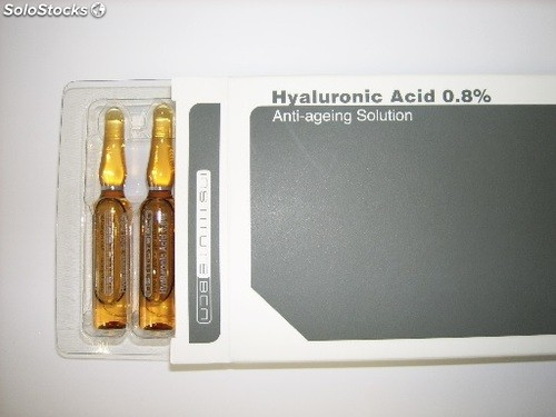BCN Hyaluronic Acid 0.8% 10 Viales 2ml